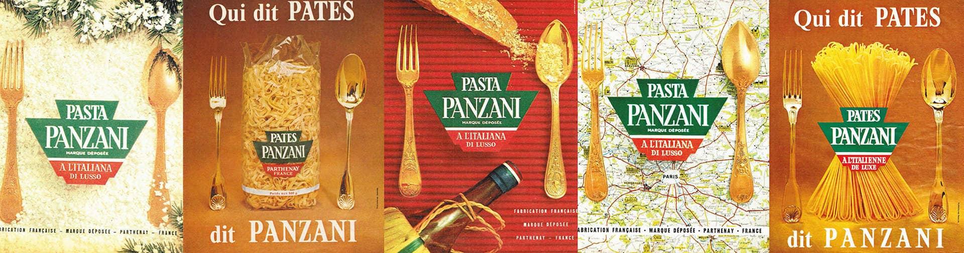Affiches Panzani