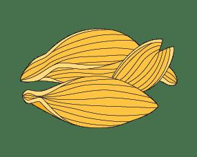 Forme de pâte de la marque Luciano