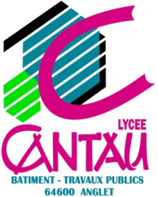 Logotype Lycée Cantau