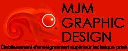 Logotype Ecole MJM Graphic Design