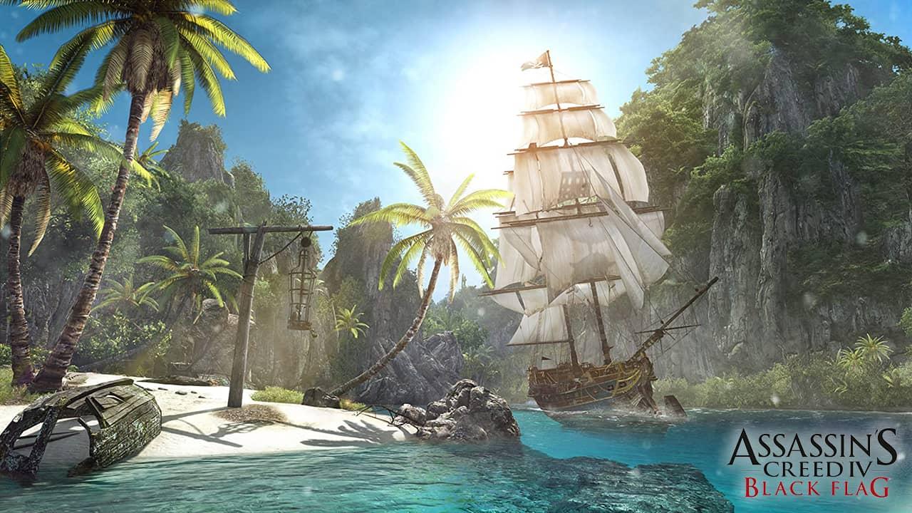 Les caraïbes et pirates dans Assassin's Creed Black Flag