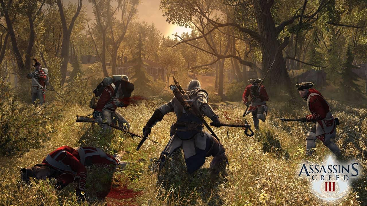 La révolution américaine dans Assassin's Creed III