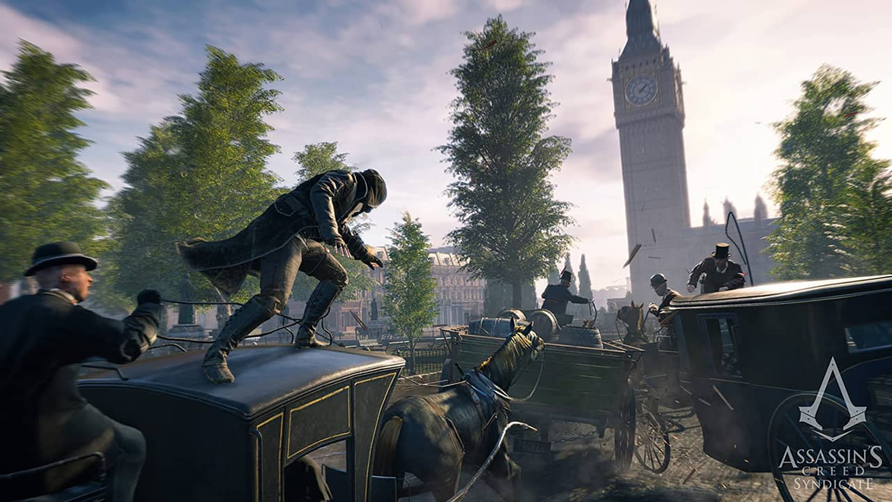La révolution industrielle londonienne dans Assassin's Creed Syndicate