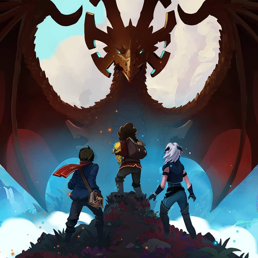 Read more about the article Le prince des dragons – Une relève pour Avatar ?