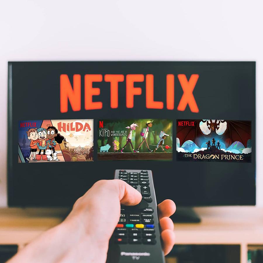 Read more about the article 3 séries animées à regarder sur Netflix