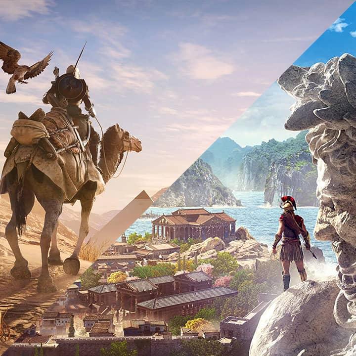 Read more about the article Incarner un voyageur historique grâce à Ubisoft
